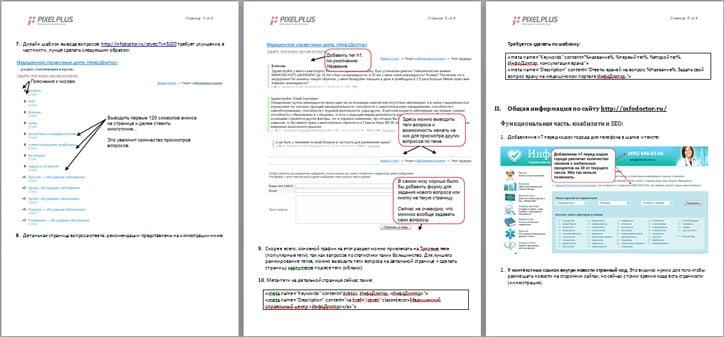 SEO-анализ сайта и поиск основных ошибок