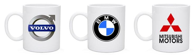 кружки с логотипом на заказ: